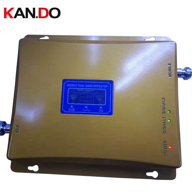 Para RU oferta especial 980 potência 68dbi ganho dbm 25 bandas duplas GSM 3G impulsionador repetidor dual bandas 2g gsm 3g WCDMA repetidor