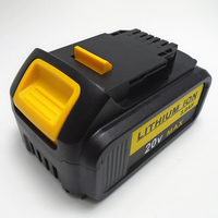 New Replacement 20V 3.0Ah Replacement Drill Battery for Dewalt XR DCB200 DCV580 DCB204 DCB205 2 DCB180 DCB203 DCB205 DCD740 DCD7