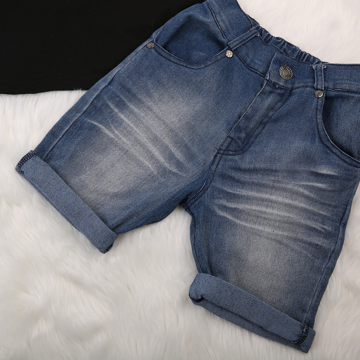 2017-Summer-Kids-Clothes-Mamas-Boy-Short-Sleeve-Cotton-T-shirt-TopsJean-Shorts-Denim-Pant-2PCS-Baby-Boys-Clothing-Set-1-6Y-4