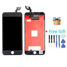 iPartsBuy for iPhone 6s New Arrival LCD Display + Touch Screen Digitizer Assembly + Free Gift