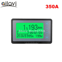 TF03K 12 72V 350A Battery Coulometer Professional Battery Capacity Tester Dedicated for RV / Electric Car