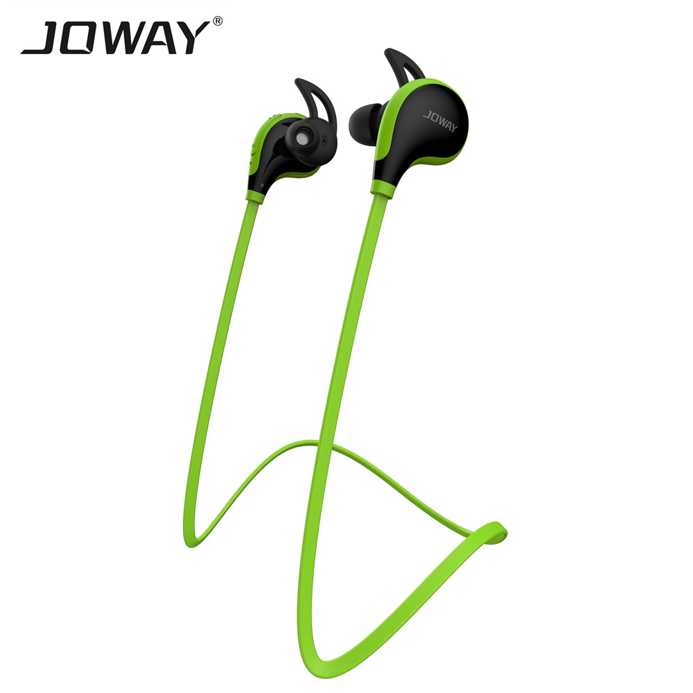 JOWAY H12 Sport Bluetooth Headphone Stereo HIFI Headset Wireless Earphone Handsfree for Phone Android Bicycle Car Camping Hiking hbs 760 bluetooth 4 0 headset headphone wireless stereo hifi handsfree neckband sweatproof sport earphone earbuds for call music