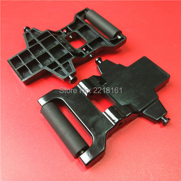 10pc Inkjet printer konica 512 pinch roller assembly Allwin Myjet Human Xuli rubber roller component paper