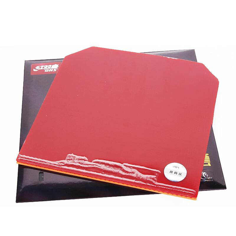 DHS table tennis rubber Hurricane 3 Provincial H3 original pimples in with sponge pips-in ping pong  tenis de mesa