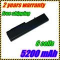 Jigu bateria do portátil para hp para compaq 6910 p 6510b 6515b 6710b 6710 s 6715b 6715 s NC6100 NC6105 NC6110 NC6115 NC6120 Frete grátis