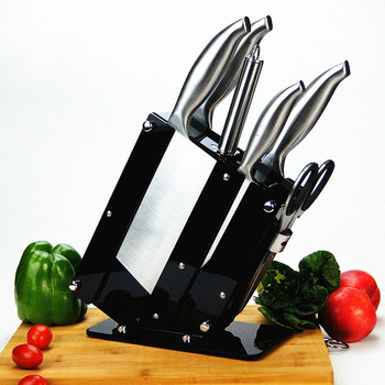 Kitchen gift set knife stainless steel household tool set of seven kitchen tool set ZP12271640