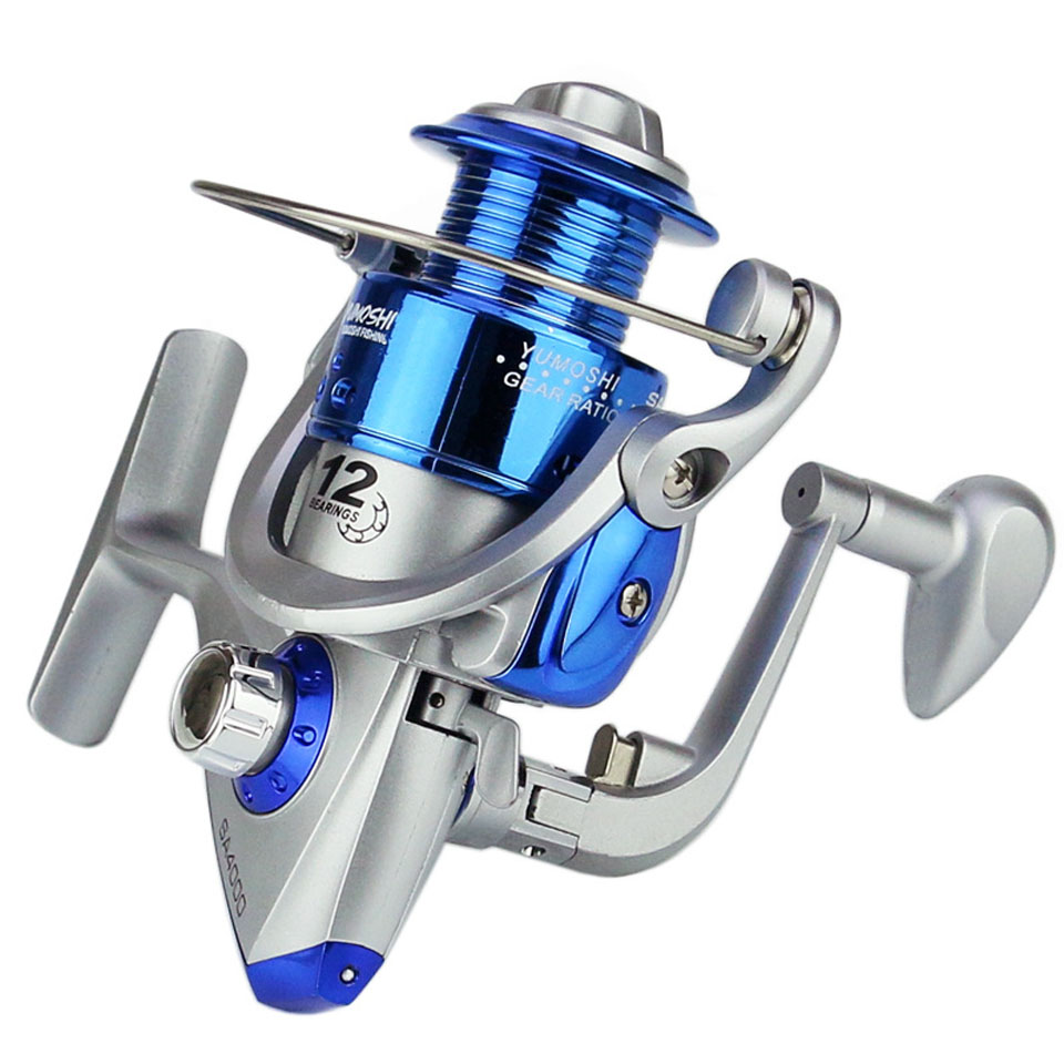 Fishing Reels Sea Fishing Reel 5.5:1 Gear Ratio SA3000