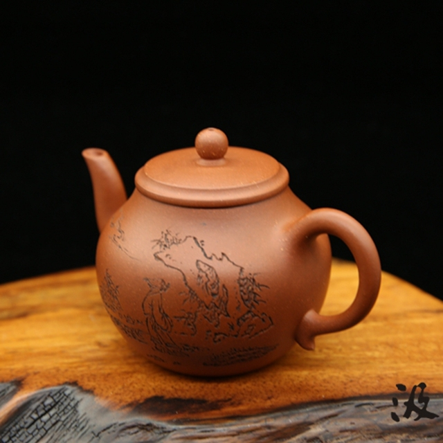 ZGJGZ High end Craft Gifts Home Goods Tea Sets Unique Handmade Zisha Teapot  Clay Kettle. High End Home Goods   emotibikers com
