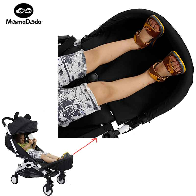 Baby Yoya Stroller Extended Footrest Set Kid Carriage