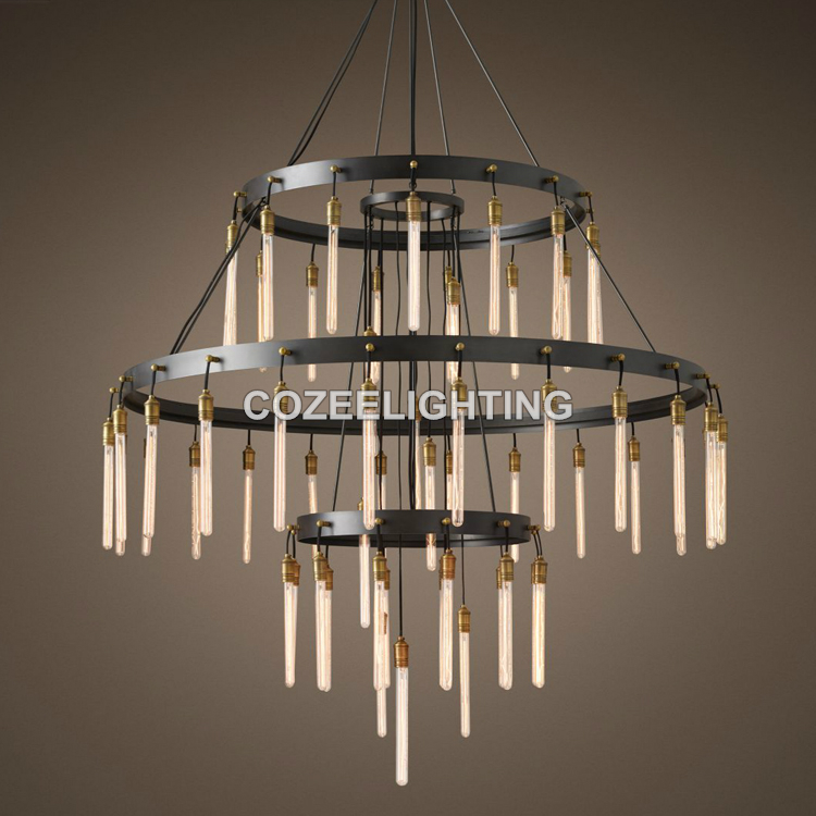 Chandelierstyle LED Home Edison