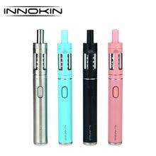 100% original innokin endura t18 starter kit con 1000 mah capacidad de la batería y el prisma t18 tanque 2.5 ml cigarrillo electrónico pluma