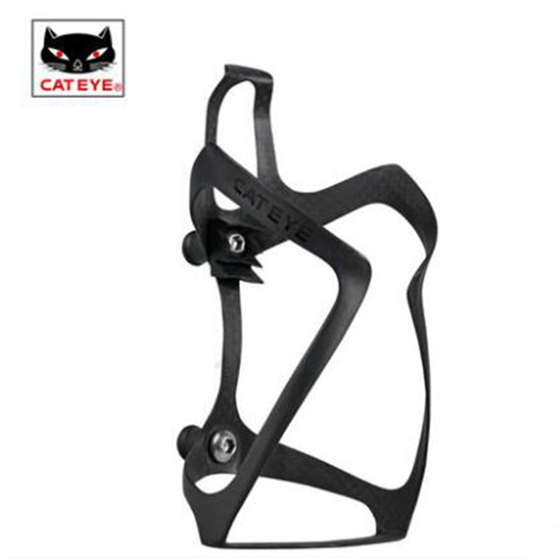 Cateye carbon Bicycle Water Bottle Holder kettle road bicycle bottle cage mountain bike universal superlight bicycle frame parts ud full carbon mtb road bike bottle holde water bottle cage bicycle bottle holder cage bicycle accessories