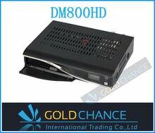 3 unids/lote M Sintonizador de DM800HD PVR Receptor de Satélite 800 HD Receptor de Satélite 800HD SIM2.10 DVB-M envío gratis