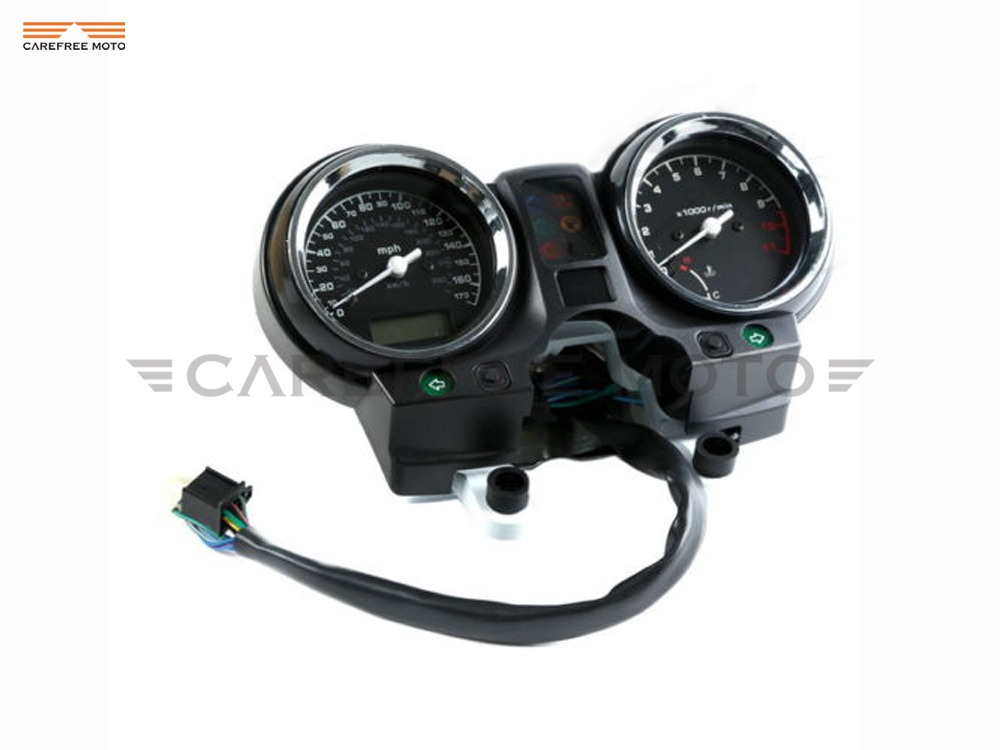 180KM Motorcycle Gauges Speedometer Tachometer Speedo Case for HONDA Hornet 900 CB900 CB919F 2002 2007