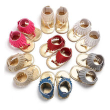 Pudcoco Summer Toddler Infant Baby Shoes Tassel Sandals Princess Girls Kid Cute 2019
