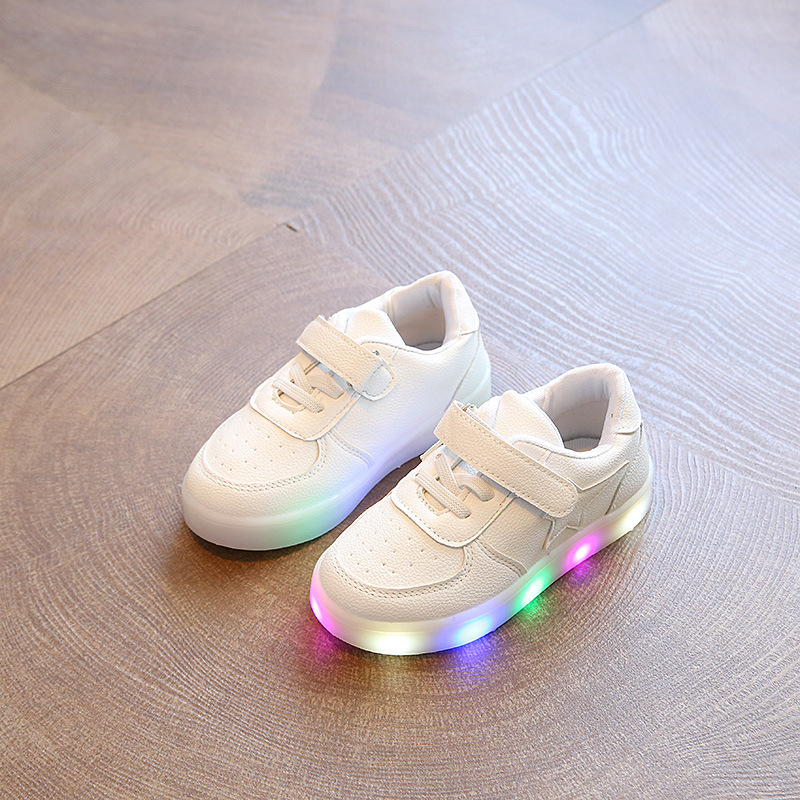 2017-new-light-childrens-shoes-stars-boys-and-girls-LED-lights-anti-skid-students-casual-shoes-2