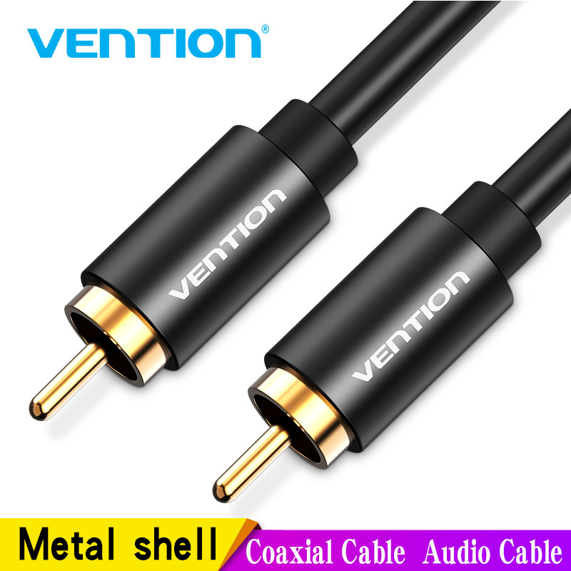 OCC 3.5MM Male Elbow plug to RCA lotus Male HIFI Digital coaxial audio cable