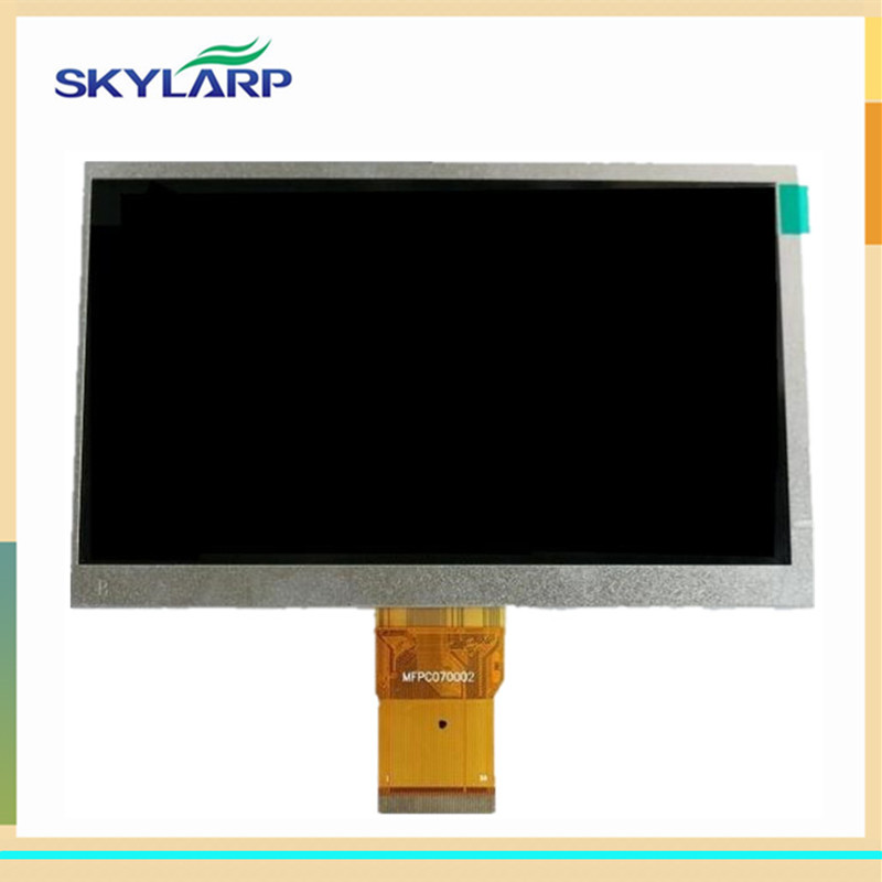Skylarpu 7 Inch 50pin Tablet LCD Screen Display Panel For MFPC070002 ( Size: 165mm*100mm Or 163mm*97mm )