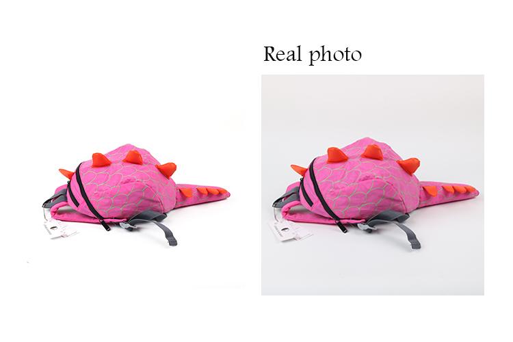 Dinosaur Anti lost backpack for kids Children Backpack aminals Kindergarten School bags for 1-4 years 9
