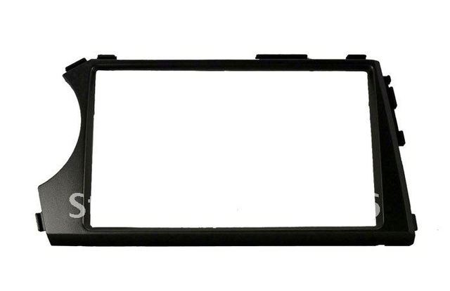 Ssangyong Actyon Kyron 2 DIN Car DVD Player GPS Panel Frame (Left steering control)