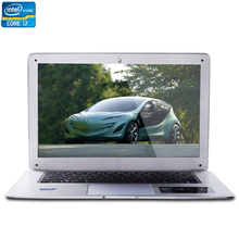 ZEUSLAP-A8 Plus Intel Core i7 CPU 14inch 8GB+120GB+1TB Dual Disks Windows 7/10 System 1920X1080P FHD Laptop Notebook Computer