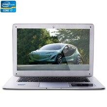 ZEUSLAP-A8 Plus Intel Core i7 CPU 14inch 8GB+120GB+1TB Dual Disks Windows 7/10 System 1920X1080P FHD Laptop Notebook Computer