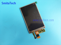 5 Inch GPS LCD Display Screen With Touch Screen For GARMIN Nuvi 3597 3597LM 3597LMT LMS501KF08