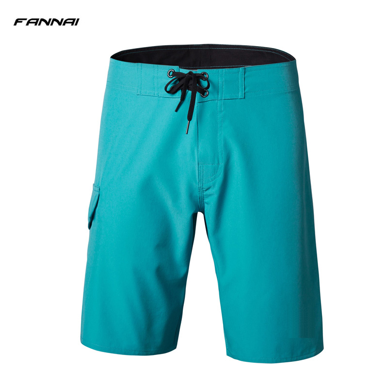 Men's Swimming Trunks Swimwear For Male Beach   Board     Shorts   Swimsuits Quick Dry Solid Running Sports Swim Pants Running   Shorts