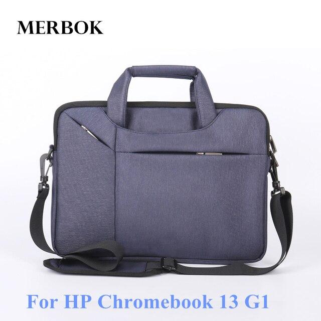 Newest Laptop Bag For Hp Chromebook 13 G1 3 Notebook Waterproof Shoulder Case
