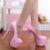 Envío gratis hermoso de la nueva alta 18 cm zapatos de tacón de aguja a prueba de agua ultra tacones de suela de zapatos de gran tamaño 35-44