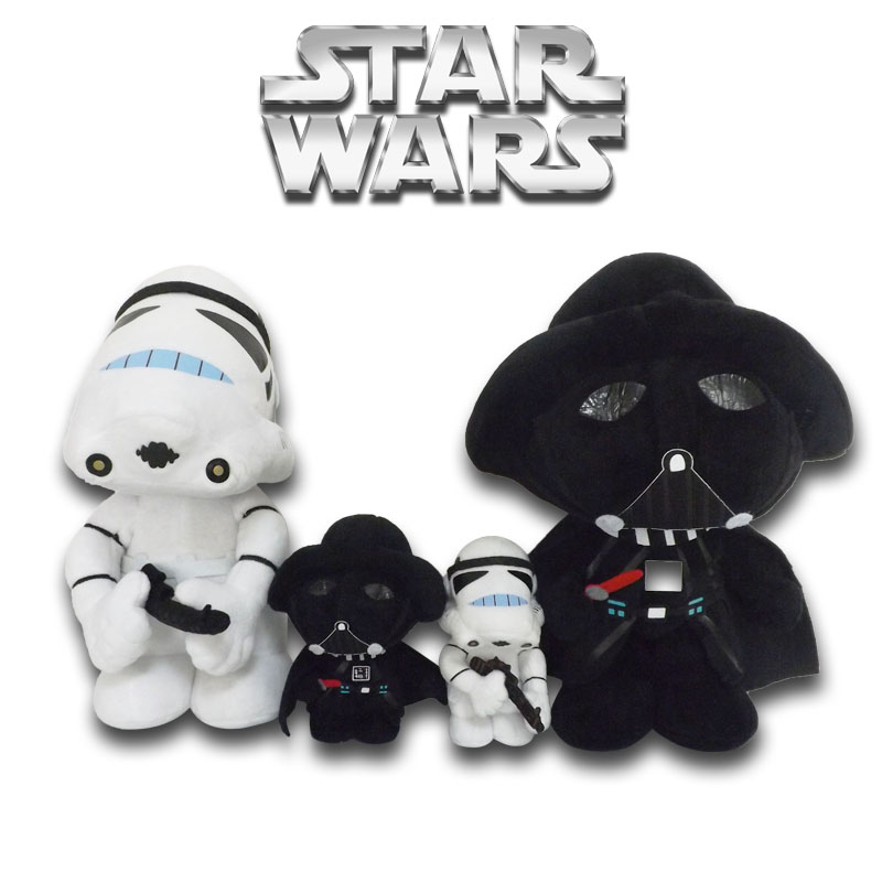 30cm Stuffed Toys Star Wars Darth Vader Plush Toys for Children Gift Star War Model Darth Vader Stuffed Action Figures Doll Toys ботинки queen vivi queen vivi qu004awyoc73