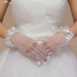 Lzp077 дамы просто Кружево Свадебные Прихватки для мангала