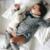 Macacão de bebê 2017 Novo Estilo de Verão Do Bebê Meninas Roupas de Algodão Xadrez Impressão Roupas Novas nascidos 4-24months Crianças Jumpsuit