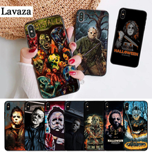 Lavaza The Curse Of Michael Myers Horror Movie Silicone Case for iPhone 5 5S 6 6S Plus 7 8 11 Pro X XS Max XR ralph macchio michael mike marts x men the movie 1tru a