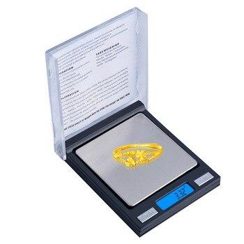 Neue 100g/0,01g elektronische tasche kleine CD box schmuck skala elektronische gewichtung 0,01/100g digital waagen