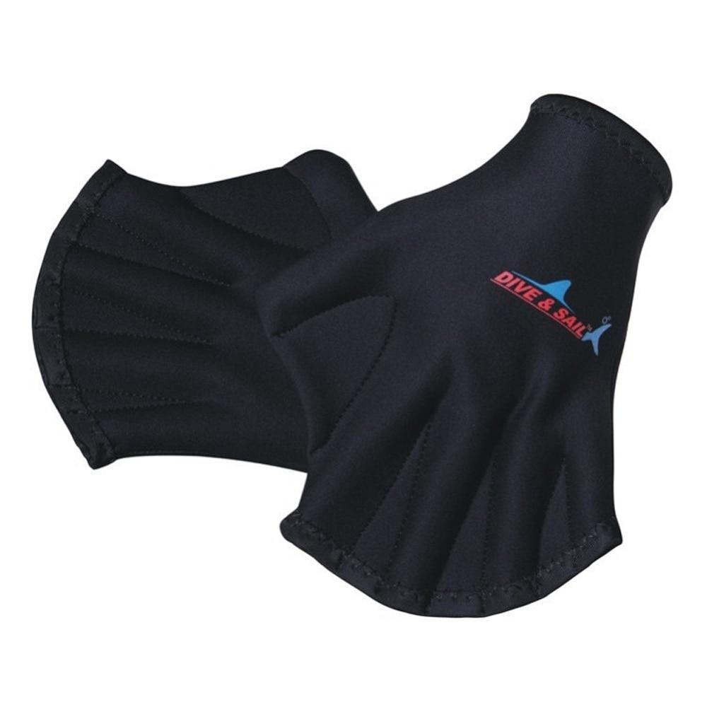 Veespordi ujumine mõla kindad Käsi-voodi ujumiskoolitus snorkel - Veesport - Foto 1