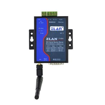 Wireless serial server 232, turn WIFI 485, turn WIFI 422, turn WIFI ZLAN7104