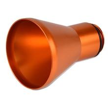Aluminum Oil Filler Refueling Funnel