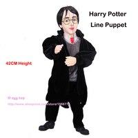 Harry Potter Marionette pop muppet handpoppen speelgoed Plastic Familie marionette een doigts marionet marionette toys