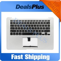 New Top Case Topcase Palmrest with US Keyboard No Touchpad For MacBook Air 13 A1466 A1369 2013 2014 2015 YEAR