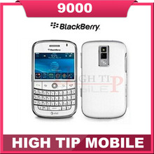 Оригинальный BlackBerry Bold 9000 Сотовый Телефон 3 Г GPS Восстановленное бесплатная доставка 1 год гарантии