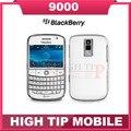 Original blackberry bold 9000 teléfono celular 3g gps reacondicionados envío gratis 1 año de garantía