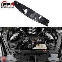 Para Nissan GTR Fibra De Carbono Refrigeração Slam de Painel R35 Car Styling Acessórios Para R35 GT R OEM Ajuste Tampa De Refrigeração|Kit de carroceria|   -