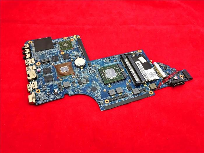 Original For HP Pavilion Dv6 Dv6-6000 Notebook Laptop Motherboard 665284-001 Fully tested original 615279 001 pavilion dv6 dv6 3000 laptop notebook pc motherboard systemboard for hp compaq 100