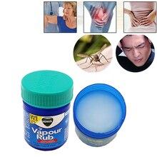 蒸気摩擦白冷却バーム軟膏のための抗蚊頭痛歯痛腹痛めまいエッセンシャルバームオイルタイガーバーム