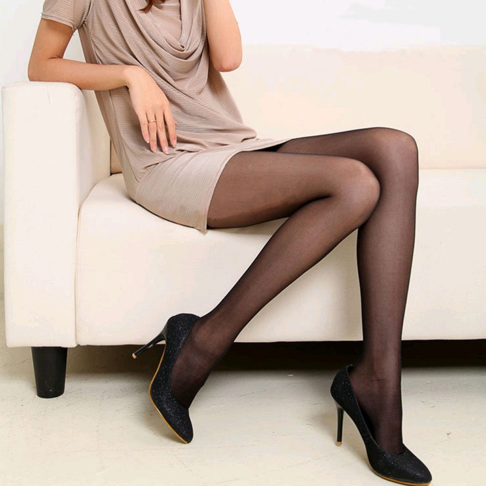 pantyhose girl Shiny
