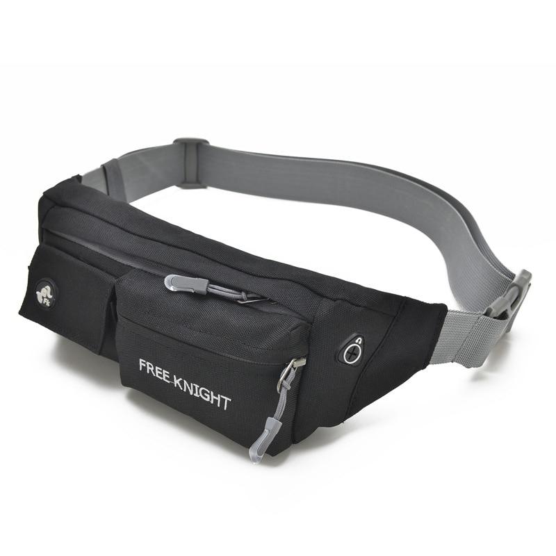 허리 벨트를 실행하는 새로운 도착한 남여 체육관 가방 휴대 전화 스포츠 엔터테인먼트 액세서리에 대한 전문적인 실행 허리 가방