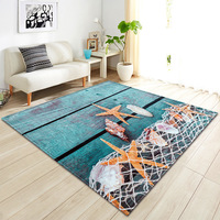 Nordic Carpet Soft Flannel 3D Printed Area Rugs Parlor Galaxy Space Mat Rugs Anti slip Large Rug decors for Living RoomCE2034/10