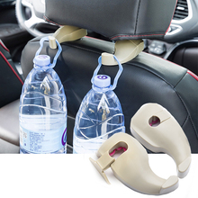 2Pcs Car Seat Hooks Hanger Vehicle Hook Organizer For Headrest Hanging
