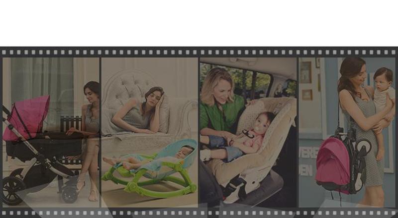 4 in 1 baby stroller12
